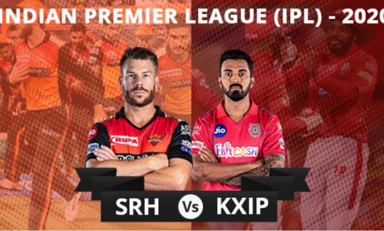 IPL 2020: SRH vs KXIP Fantasy Cricket Tips, Playing XI, Pitch Report & Injury Update