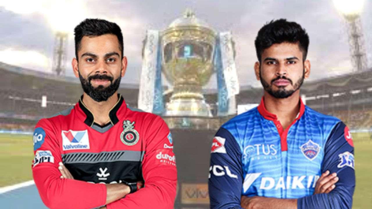 IPL 2020 Match 55: DC vs RCB Head to Head Records