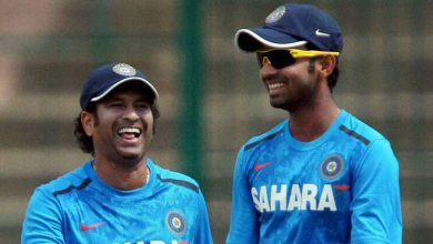 Photo of Ajinkya Rahane is calm, but an apt stand-in captain: Sachin Tendulkar