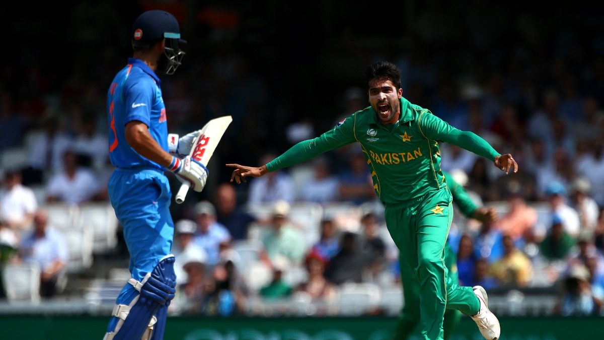 Mohammad Amir reveals the tactics he used to dismiss Rohit Sharma and Virat Kohli in 2017 Champions Trophy