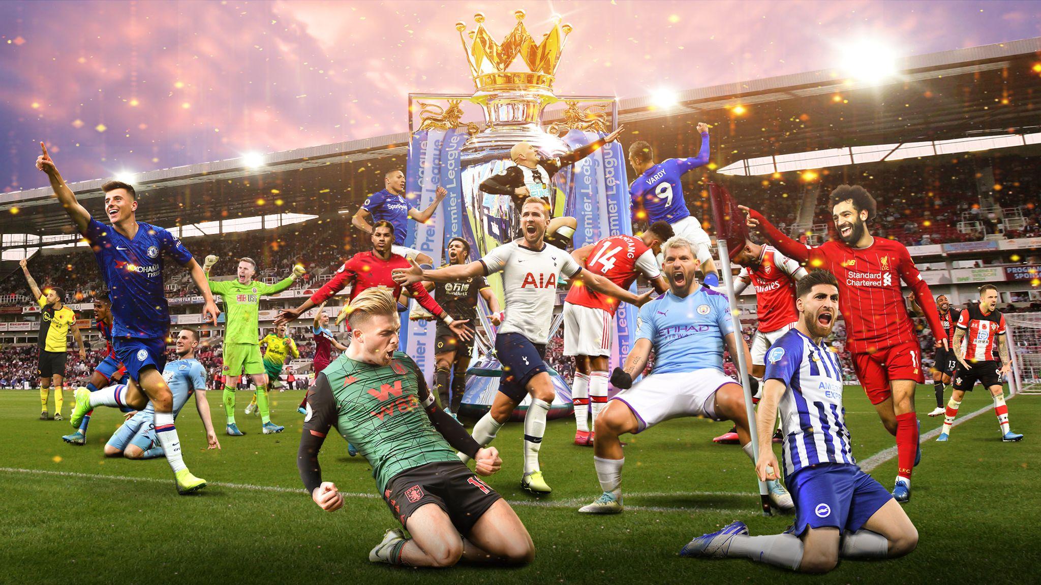 Premier League Points Table