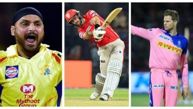 Photo of IPL, Rajasthan Release Smith, Punjab drops Maxwell