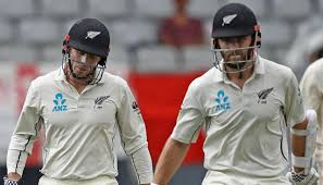 Photo of Kane Williamson creates history, stitches record stand with Henry Nicholls