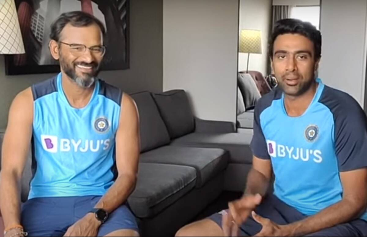 Ravichandran-Ashwin-Team-India-R-Sridhar-You-Tube-India-vs-Australia