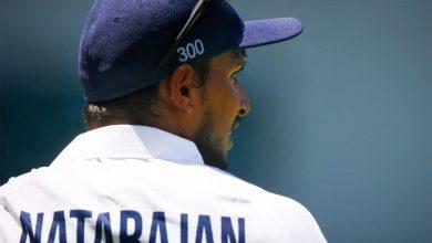 "Photo of T Natarajan: debut in Australia ""It was like a dream"""