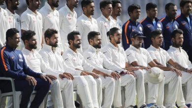 Photo of India's Test Squad announced against England 2021