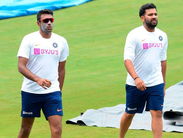 rohit Sharma and Ahwin